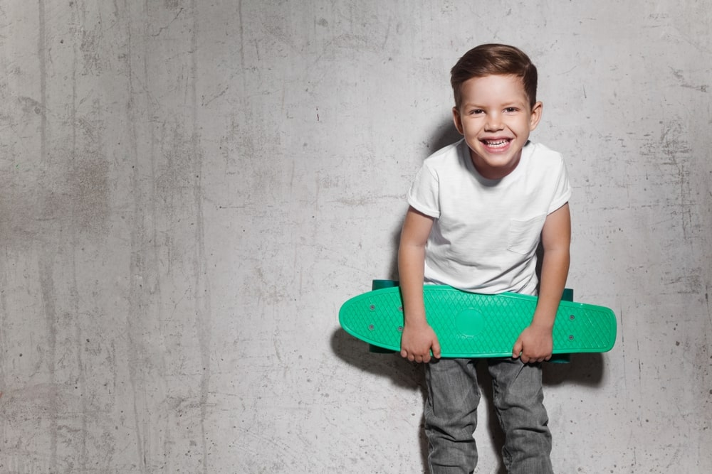 Skateboard for 5 years old